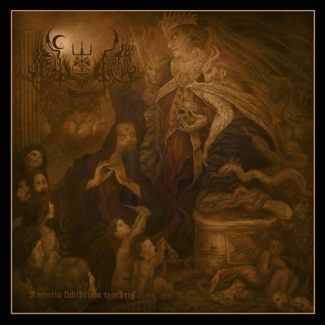 "Spell Forest ""Amentia Ludibrium Tenebris"" Digipack CD"