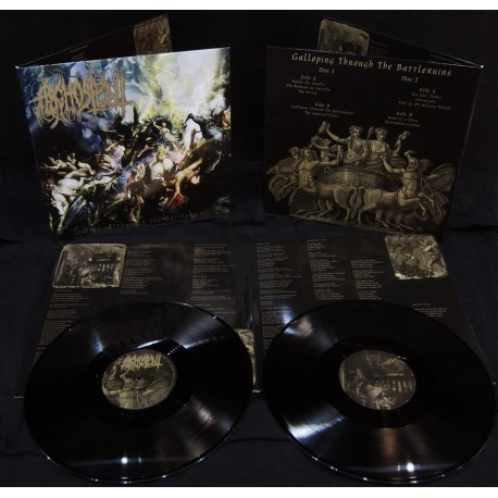 "Arghoslent ""Galloping Through the Battleruins"" Gatefold Double LP"