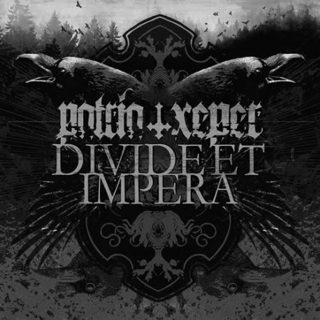 "PATRIA / XEPER ""Devide Et Impera"" Split CD"