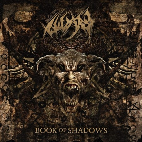 "Luvart ""Book of Shadows"" 7''EP"