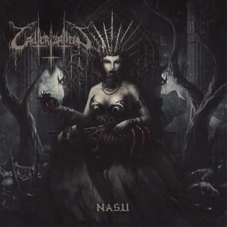 """Cauterization """"N.A.S.U."""" 7''EP"""