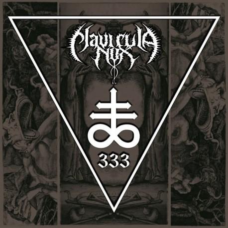 """Clavicula Nox """"333"""" CD"""