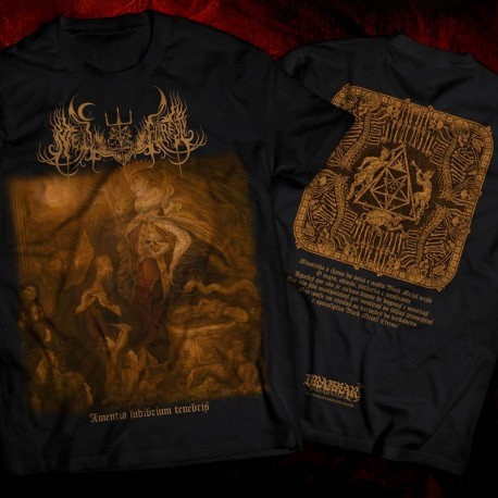 "Spell Forest ""Amentia Ludibrium Tenebris"" Official T-Shirt"