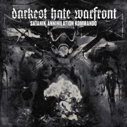 "Darkest Hate Warfront ""Satanik Annihilation Kommando"" Digipack CD"