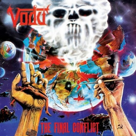 "Vodu ""The Final Conflict"" CD"