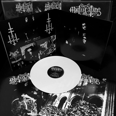 "Mütiilation ""Promo pack"" 3 LP's"