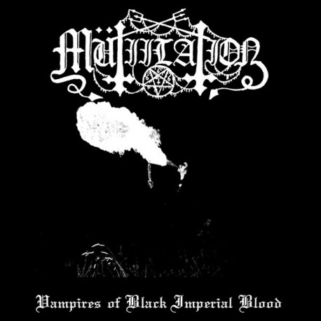 "Mütiilation ""Vampires of Black Imperial Blood"" Gatefold DLP (White)"