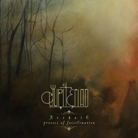 "Jupiterian ""Archaic: Process of Fossilization"" CD"