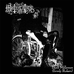"Mütiilation ""Black Millenium (Grimly Reborn)"" CD"