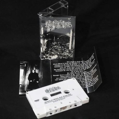 "Mütiilation ""Remains of Ruined, Dead, Cursed Soul"" Tape-album"
