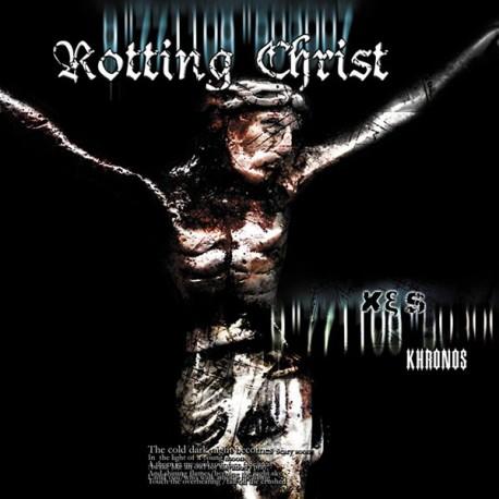 "Rotting Christ ""Khronos"" CD"