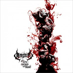 "Creptum ""Of Lies, Curses and Blood"" CD"