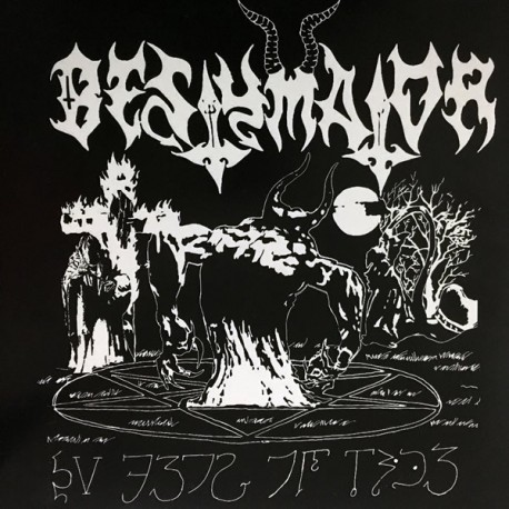 Mausoleum/Bestymator - Split LP