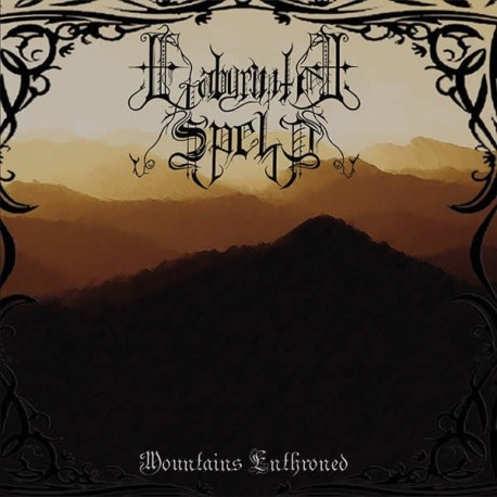 "Labyrinth Spell ""Mountains Enthroned"" CD"
