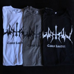 "Watain ""Casus Luciferi"" Official T-Shirt"