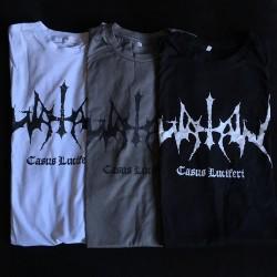 """Watain """"Casus Luciferi"""" Camisa oficial"""