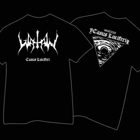 """Watain """"Casus Luciferi"""" Official T-Shirt"""
