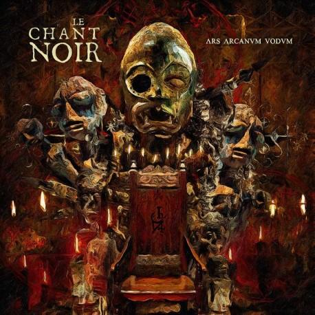 "Le Chant Noir ""Ars Arcanun Vodum"" Slipcase CD"
