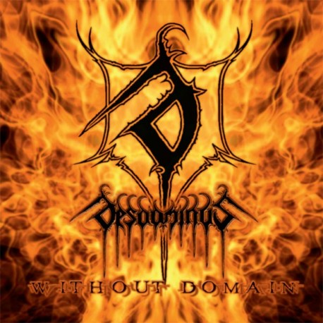 """Desdominus """"Without Domain"""" Digipack CD"""