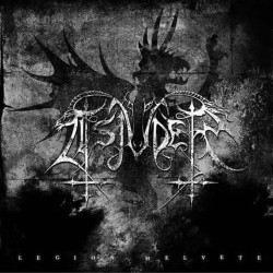 """Tsjuder """"Legion Helvete"""" CD"""