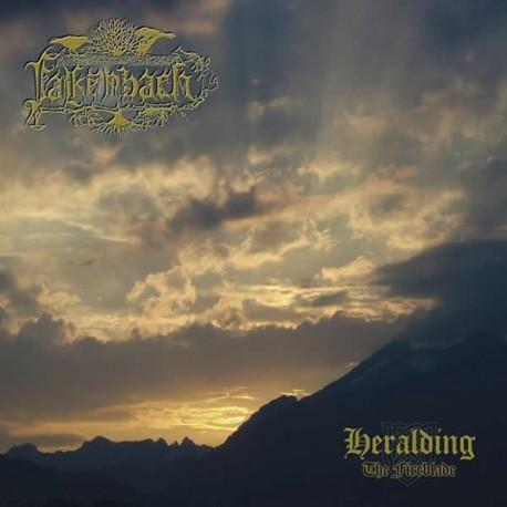 """Falkenbach """"Heralding (The Fireblade)"""" CD"""