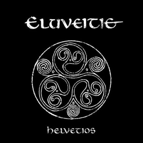 "Eluveitie ""Helvetios"" CD + DVD"
