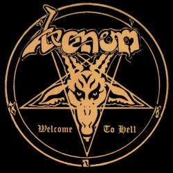 "Venom ""Welcome to Hell"" Digipack CD"