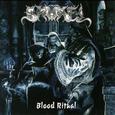 "Samael ""Blood Ritual"" CD + bonus (Remastered)"