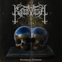 "Katavasia ""Sacrilegious Testament"" Digipack CD"