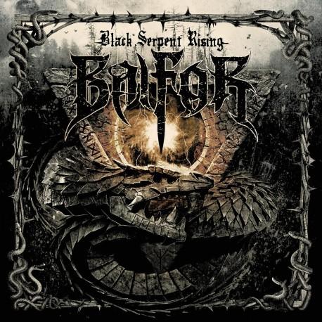 """Balfor """"Black Serpent Rising"""" CD"""