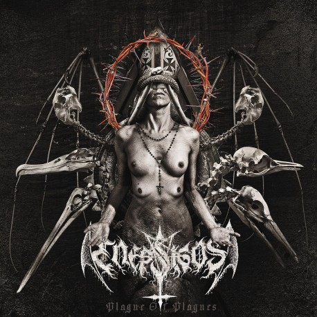 "Enepsigos ""Plague of Plagues"" CD"
