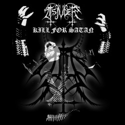 "Tsjuder ""Kill for Satan"" CD"