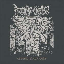 "Rotting Christ ""Abyssic Black Cult"" CD"