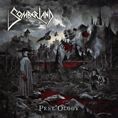 """Somberland """"Pest' Ology"""" CD"""