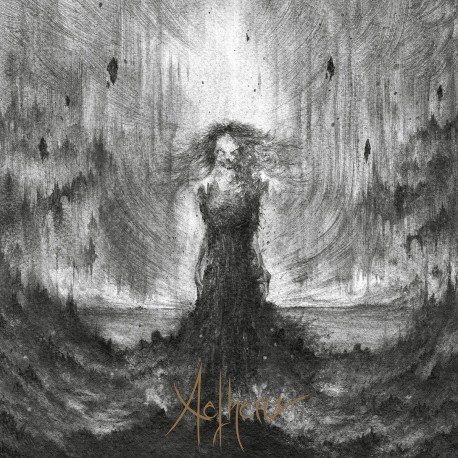 """Celestia """"Aetherra"""" Gold LP + Poster"""