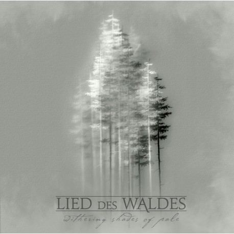 "Lied des Waldes ""Withering Shades of Pale"" Digipack CD"