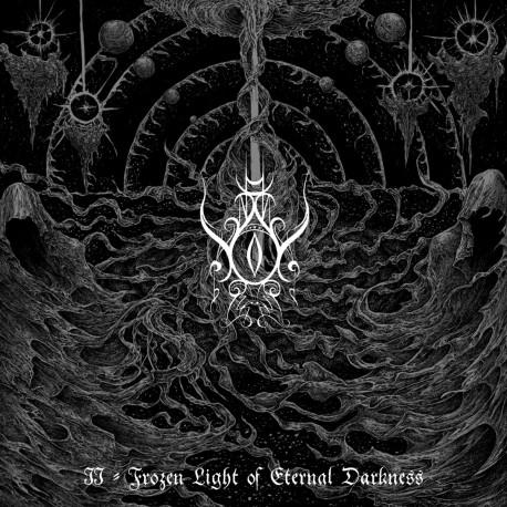 """Battle Dagorath """"II - Frozen Light of Eternal Darkness"""" Digipack CD"""