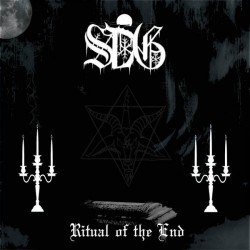 "Sorcier Des Glaces ""Ritual Of The End"" CD"