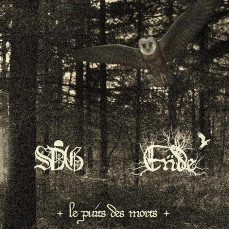 """Sorcier Des Glaces / Ende """"Le Puits Des Morts"""" Digipack CD"""