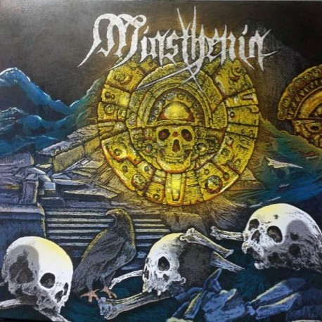 "Miasthenia ""XVI / Batalha Ritual"" Digipack 2CD + bonus"