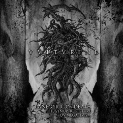 "Vulturine ""Panegyric ov Death - The Synoptic Picture ov Negativism"" CD"