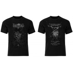 "Vulturine - Promo pack ""Panegyric ov Death"" CD + Camisa"