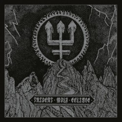 "Watain ""Trident Wolf Eclipse"" CD"