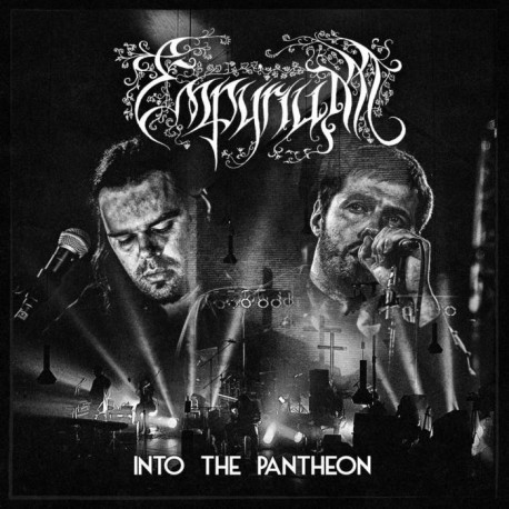 "Empyrium ""Into The Pantheon"" DVD+BLU-RAY"
