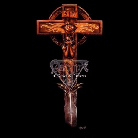 "Asphyx ""God Cries"" CD"