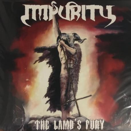 "Impurity ""The Lamb's Fury"" Digipack CD"