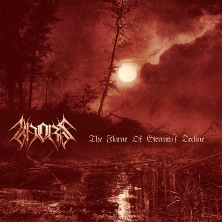 "Khors ""The Flame of Eternity's Decline"" Digipack CD"