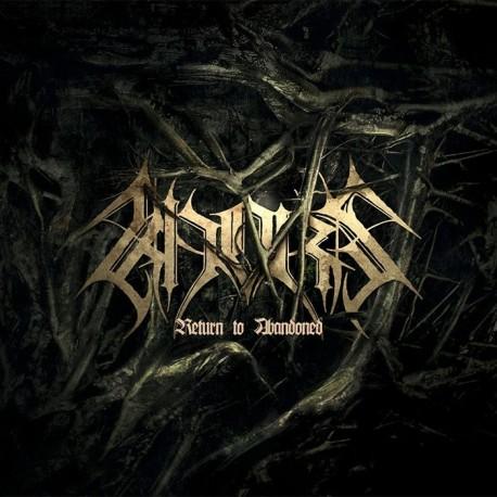 "Khors ""Return To Abandoned"" Digipack CD"