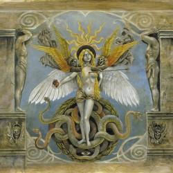 """Aosoth """"V: The Inside Scriptures"""" Digipack CD"""
