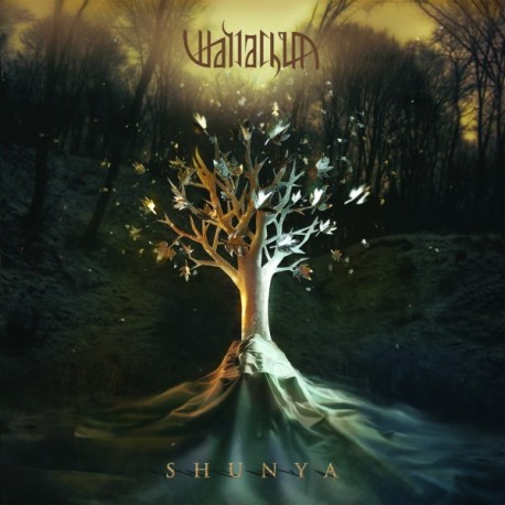 "Wallachia ""Shunya"" CD"